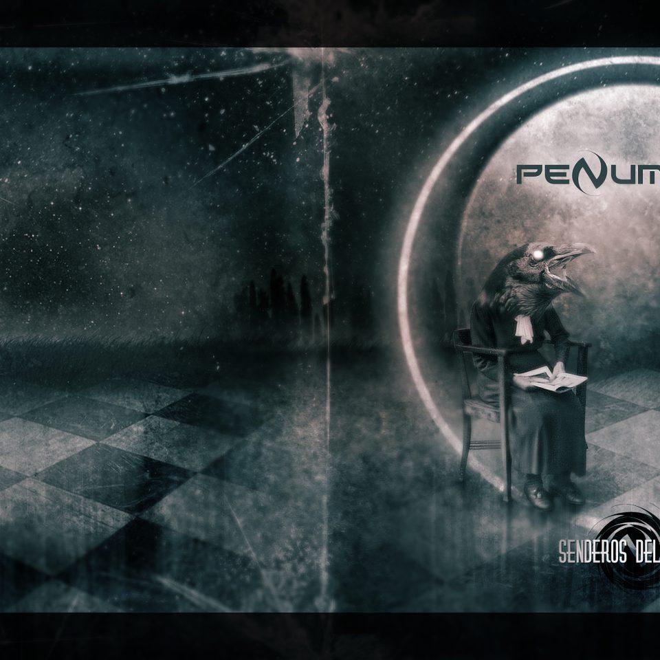Penumbra LP Portada – Reverso