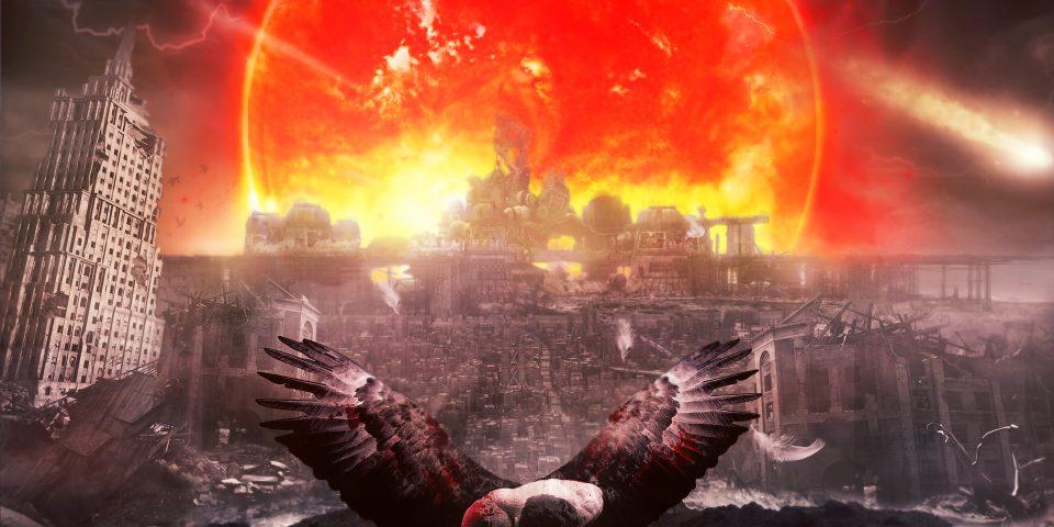Portada Nocturnia – Tierra de cobardes 36×36
